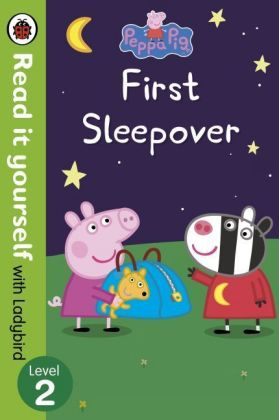 Peppa Pig - First Sleepover | Dodax.nl