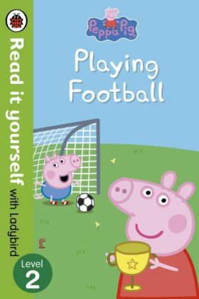 Peppa Pig - Playing Football | Dodax.at