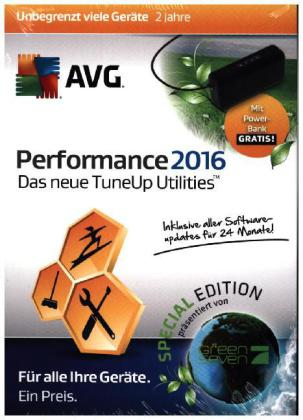 AVG Performance 2016, 1 DVD-ROM (Special Edition) | Dodax.ch