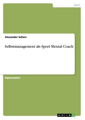 Image of Selbstmanagement als Sport Mental Coach