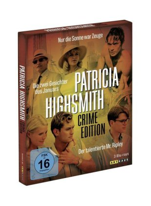 Patricia Highsmith Crime Edition, 3 Blu-rays | Dodax.ch