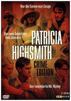 Patricia Highsmith Crime Edition, 3 DVDs | Dodax.ch
