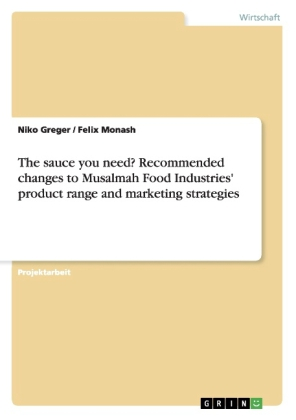The sauce you need? Recommended changes to Musalmah Food Industries' product range and marketing strategies | Dodax.nl