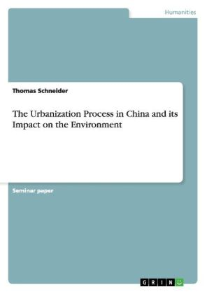 The Urbanization Process in China and its Impact on the Environment | Dodax.ch