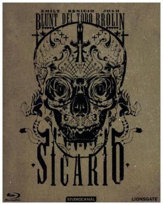 Sicario, 1 Blu-ray (Steel Edition) | Dodax.de