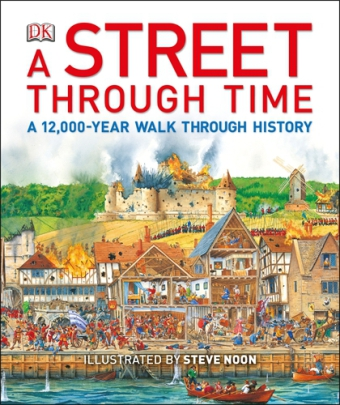 A Street Through Time | Dodax.at