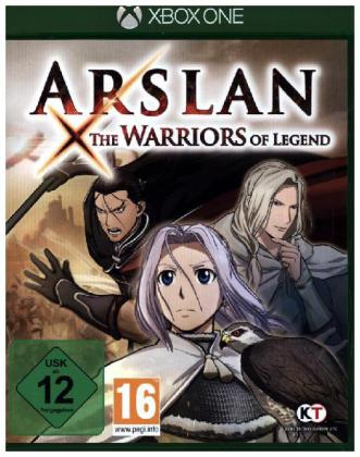 Arslan The Warriors of Legend - Xbox One | Dodax.it