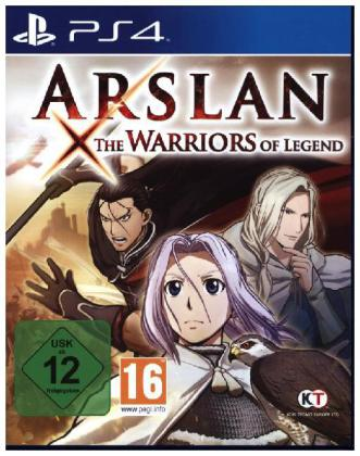 Arslan The Warriors of Legend - PS4 | Dodax.co.uk
