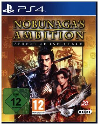 Nobunaga's Ambition: Sphere of Influence - PS4 | Dodax.at