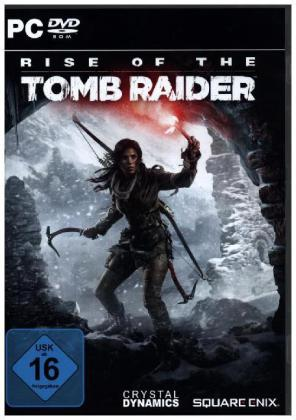 Rise of the Tomb Raider, 1 DVD-ROM | Dodax.ch