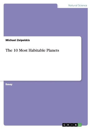 The 10 Most Habitable Planets | Dodax.ch