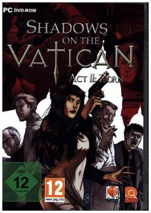 Shadows on the Vatican, Act II Zorn, 1 DVD-ROM | Dodax.ch