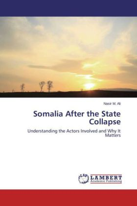 Somalia After the State Collapse | Dodax.de