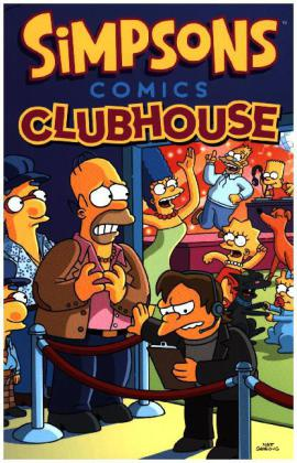 Simpsons - Comics Clubhouse   Dodax.ch