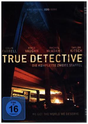 True Detective, 3 DVDs. Staffel.2 | Dodax.ch