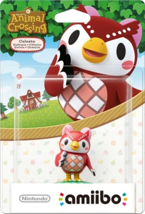 Nintendo - amiibo Animal Crossing Collection Celeste Collectible Figure (1080966) | Dodax.it