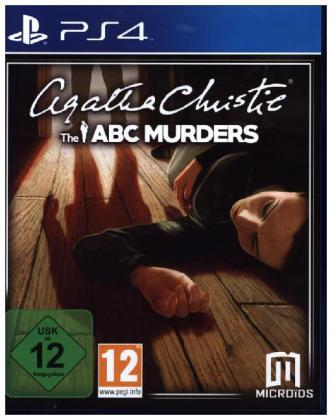 Agatha Christie The ABC Murders - PS4 | Dodax.ch