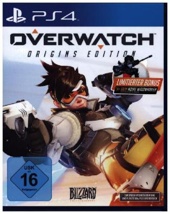 Overwatch (Origins Edition) - PS4 | Dodax.ch