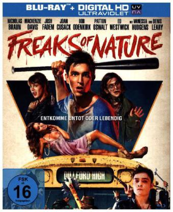 Freaks of Nature, 1 Blu-ray + Digital UV | Dodax.de