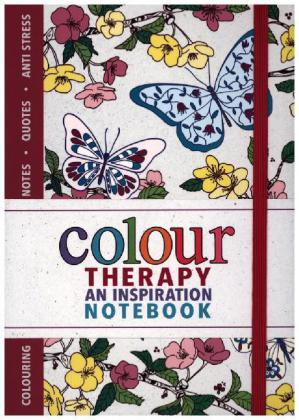 Colour Therapy Notebook | Dodax.pl