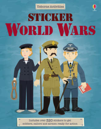Sticker The World Wars | Dodax.at