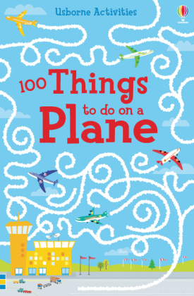 100 things to do on a plane | Dodax.de