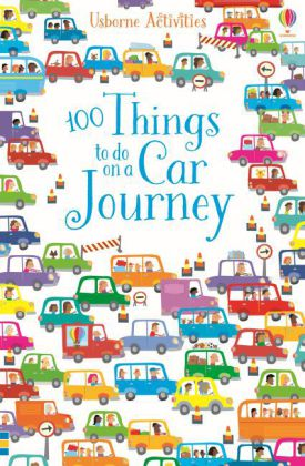 Over 100 things to do on a car journey | Dodax.co.uk