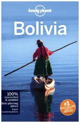 Lonely Planet Bolivia Guide | Dodax.ch