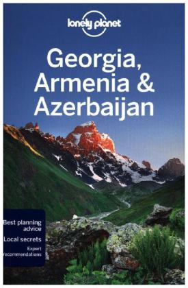 Lonely Planet Georgia, Armenia, Azerbaijan | Dodax.ch