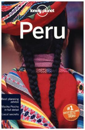 Lonely Planet Peru Guide | Dodax.at