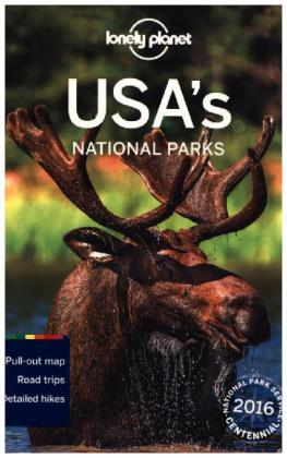 Lonely Planet USA's National Parks | Dodax.de