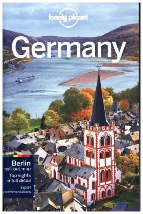 Lonely Planet Germany Guide | Dodax.ch