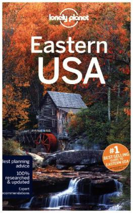 Lonely Planet Eastern USA Guide | Dodax.de