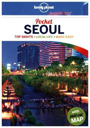 Lonely Planet Seoul Pocket Guide | Dodax.at