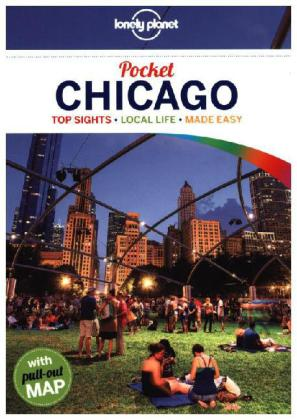 Lonely Planet Chicago Pocket Guide | Dodax.ch