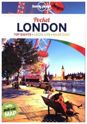 Lonely Planet London Pocket Guide | Dodax.ch