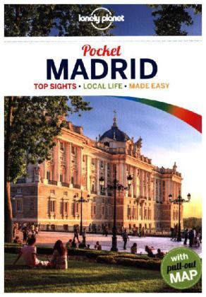 Lonely Planet Madrid Pocket Guide | Dodax.at