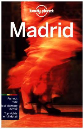 Lonely Planet Madrid City Guide | Dodax.at