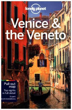 Lonely Planet Venice & Veneto City Guide | Dodax.at