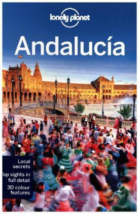 Lonely Planet Andalucia Guide | Dodax.at