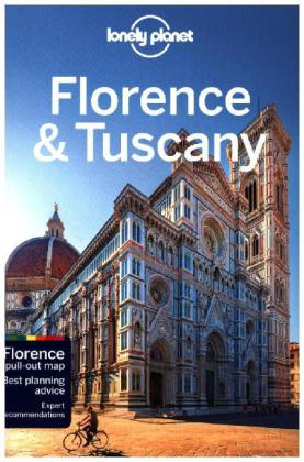 Lonely Planet Florence & Tuscany Guide | Dodax.ch