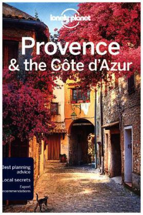 Lonely Planet Provence & the Cote d'Azur Guide   Dodax.co.uk