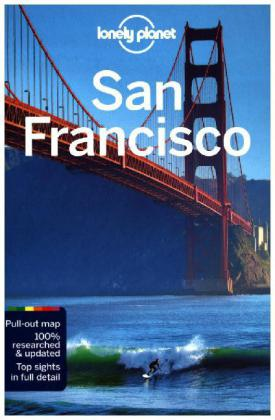 Lonely Planet San Francisco City Guide | Dodax.co.uk
