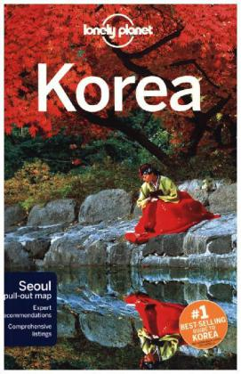 Lonely Planet Korea Guide | Dodax.ch