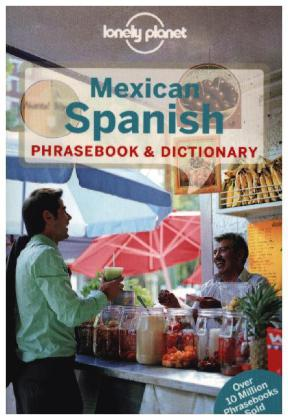 Mexican Spanish Phrasebook & Dictionary | Dodax.de