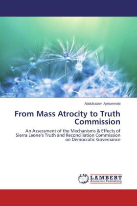 From Mass Atrocity to Truth Commission | Dodax.ch