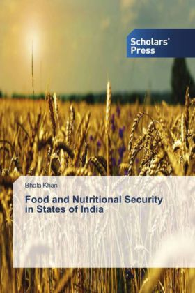 Food and Nutritional Security in States of India | Dodax.de