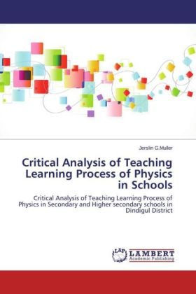 Critical Analysis of Teaching Learning Process of Physics in Schools   Dodax.at