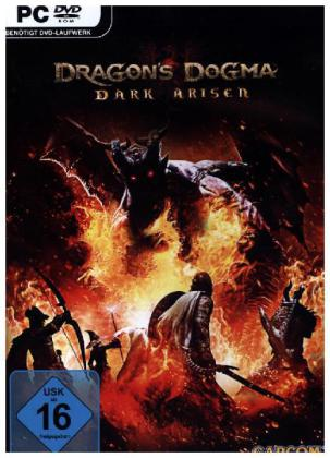 Dragon's Dogma Dark Arisen, 1 DVD-ROM | Dodax.nl