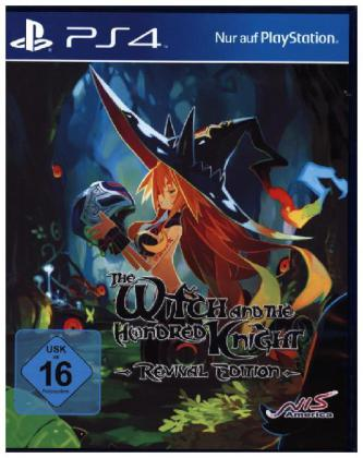 The Witch and the Hundred Knight (Revival Edition) - PS4 | Dodax.es